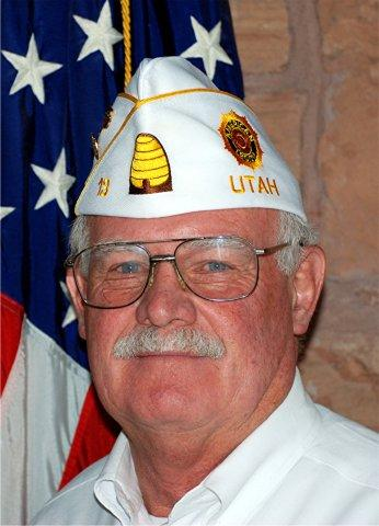 Randy Edwards, Vice Commander Utah American Legion
