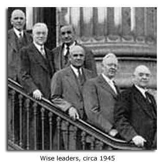 Leaders from 1941