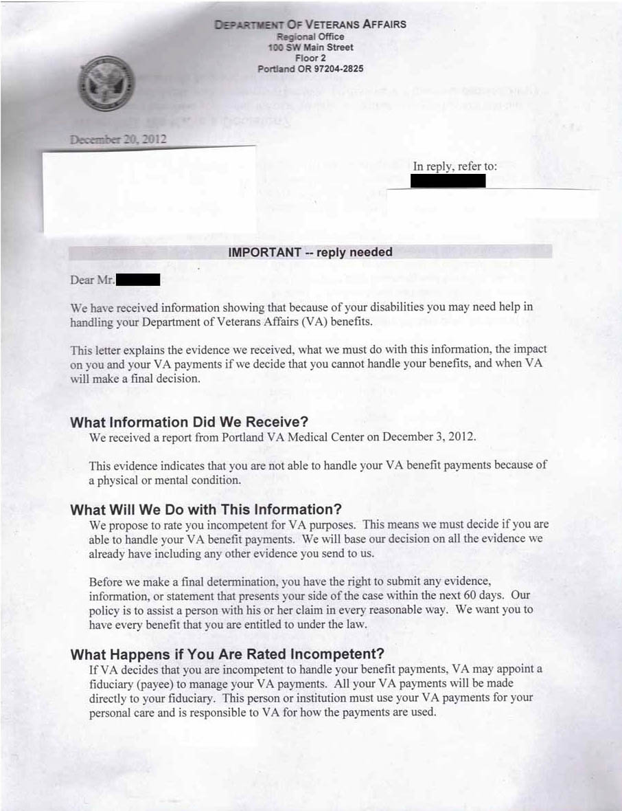 best photos of examples of va appeal letters va disability award